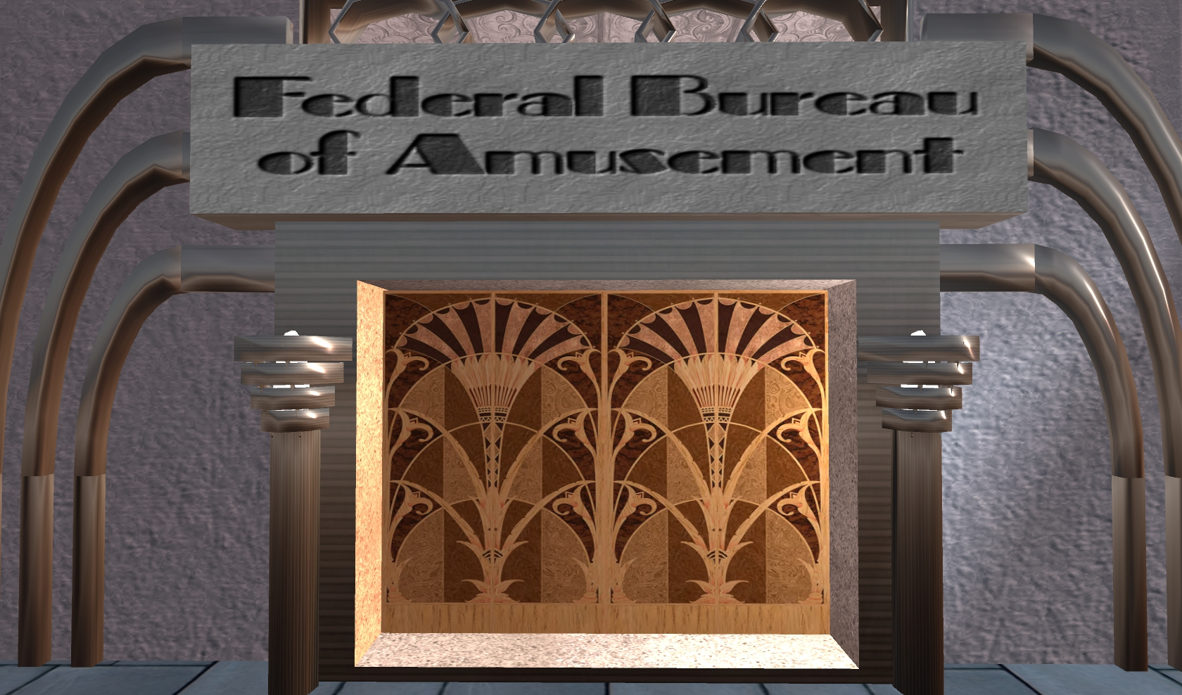 the federal bureau of amusement a license to quill. Black Bedroom Furniture Sets. Home Design Ideas