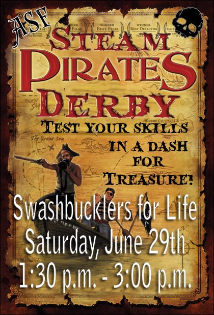 Pirate Derby-poster