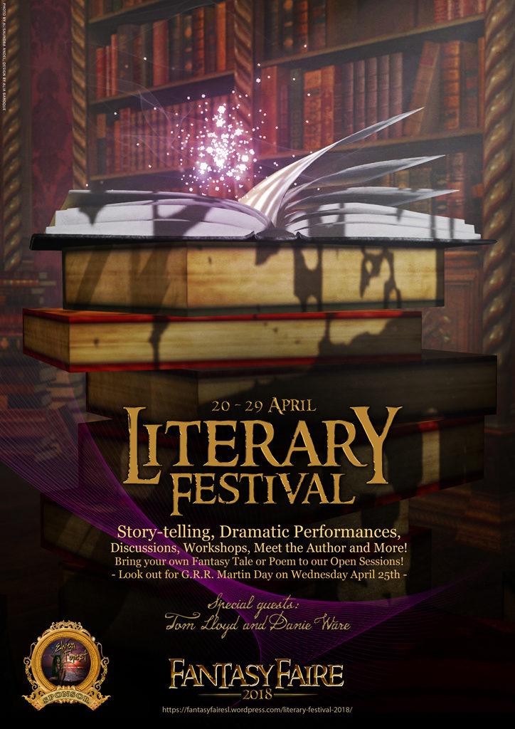 Literary Festival 2018